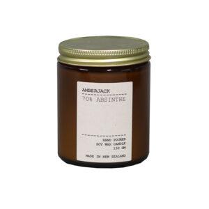 Amberjack Candle