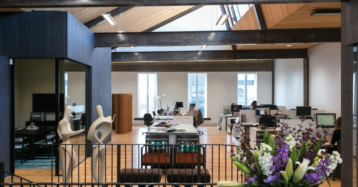 Space Studio Offices Parnell
